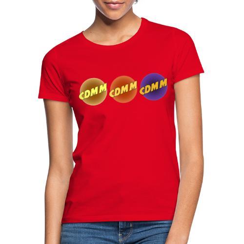 CDMM - T-shirt Femme