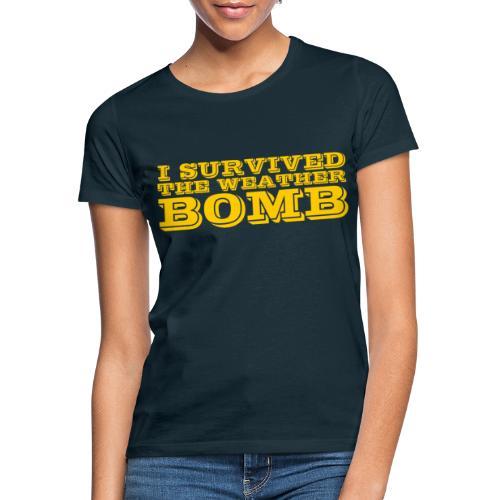 Weather Bomb - Women's T-Shirt