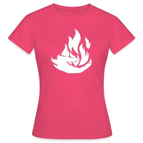 Flamekeeper logo - Vrouwen T-shirt