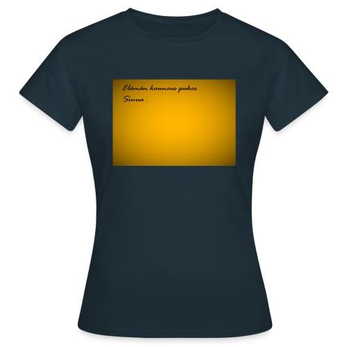 Kirje... - Naisten t-paita