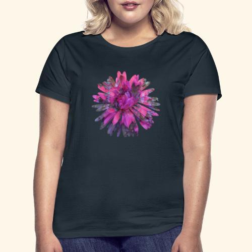Herbstblume - Frauen T-Shirt