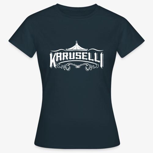 Karuselli - Naisten t-paita