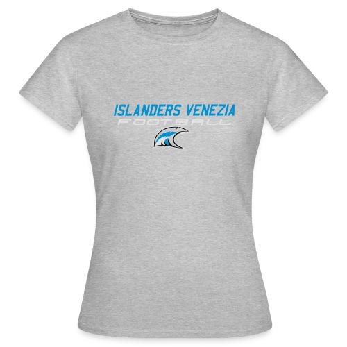 islanders football new logo - Maglietta da donna