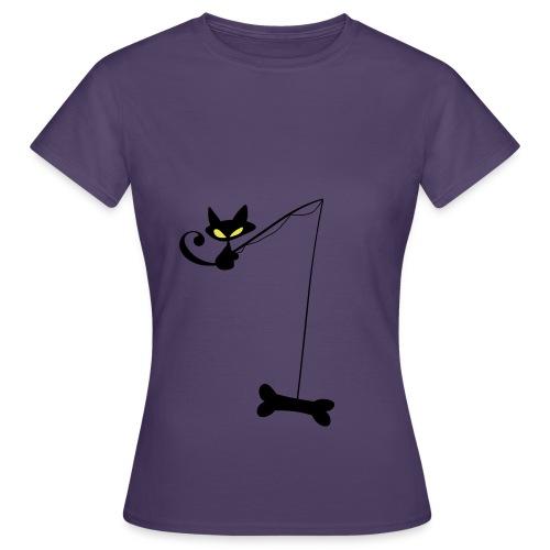 FISHING - Vrouwen T-shirt