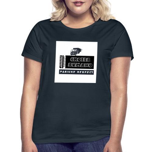 Chofer Rumano - Camiseta mujer