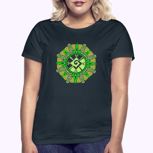 Mayan Moonstone Hunab Ku - Camiseta mujer