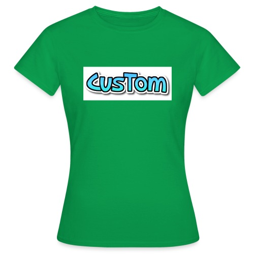 CusTom NORMAL - Vrouwen T-shirt