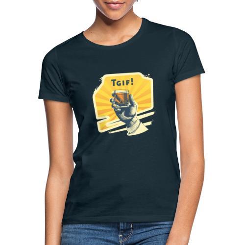 Thank god it's friday! - Women's T-Shirt