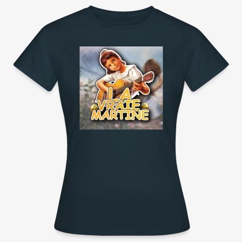 Logo-Martine - T-shirt Femme
