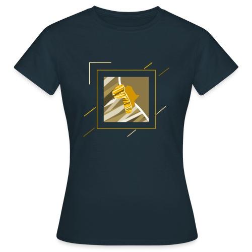 Buyela quad - Frauen T-Shirt