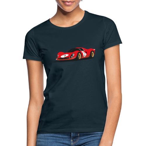 Illustration of a legend - Frauen T-Shirt