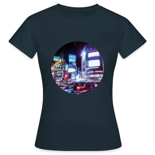 Tokyo Night - T-shirt Femme