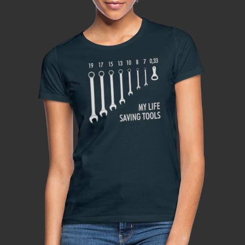 Viktiga verktyg - T-shirt dam