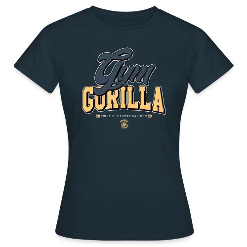 Gymn Gorilla - Frauen T-Shirt