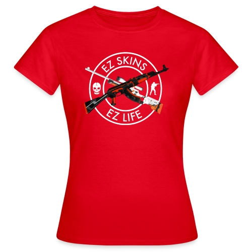 ex1 for black shirts - Women's T-Shirt