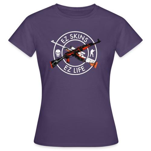 ex1 for black shirts - Women's T-Shirt