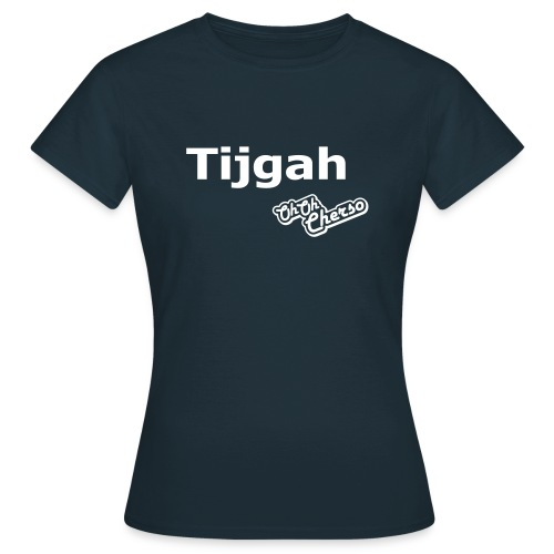 tig - Vrouwen T-shirt