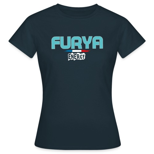 Furya 2021 White - T-shirt Femme