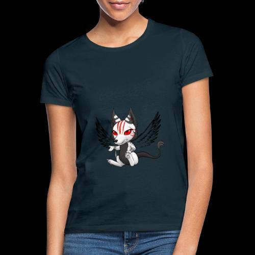 Démon Wolfire - T-shirt Femme