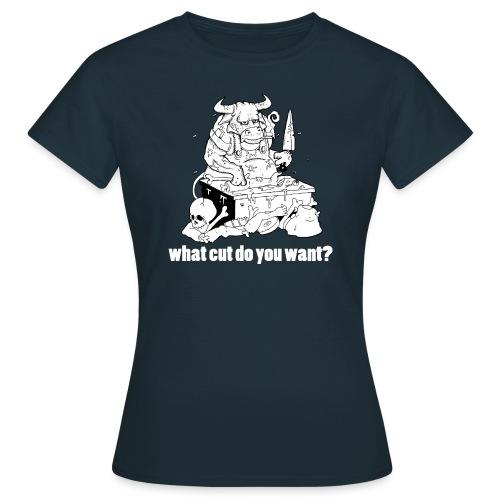 THE BUTCHER BULL - Camiseta mujer