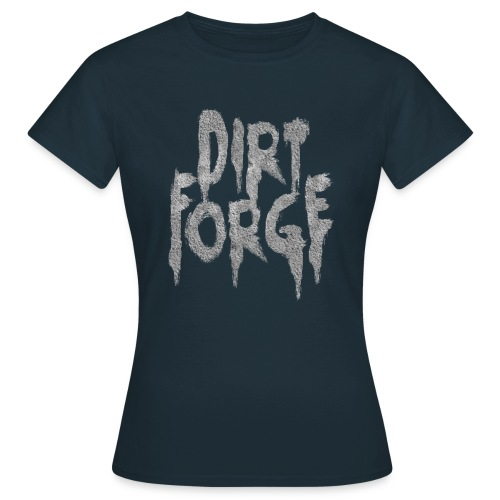 Dirt Forge Gravel t-shirt - Dame-T-shirt