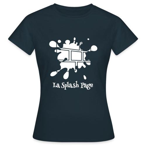 La Splash Page (2016) - T-shirt Femme
