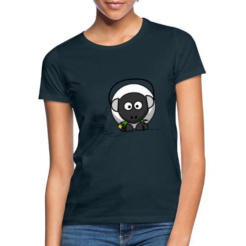 Oveja con cascos - Camiseta mujer