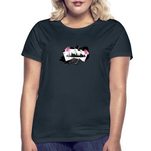 HHskyline - Frauen T-Shirt
