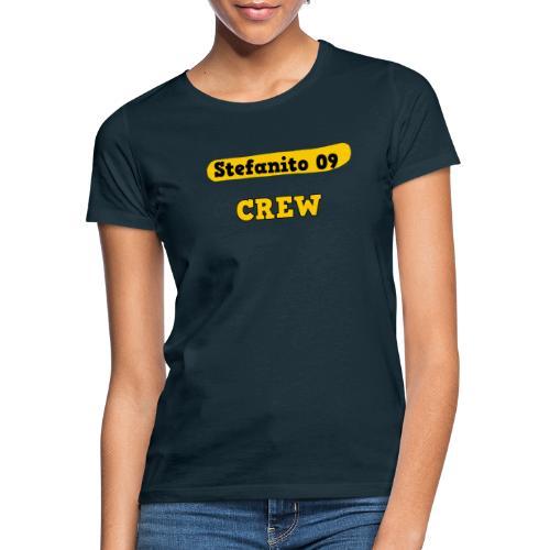 Stefanito09 Crew - Frauen T-Shirt