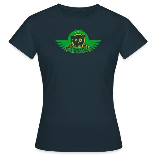 Scythe Squadron Green Print - Women's T-Shirt