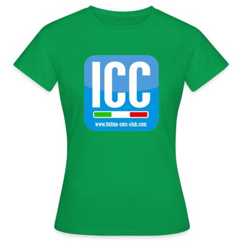 icc2011c - T-shirt Femme