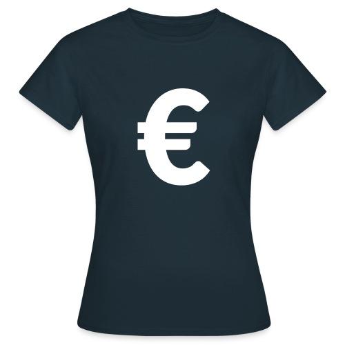 EuroWhite - T-shirt Femme