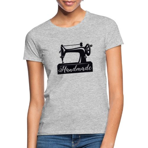 vintage sewing machine handmade - Vrouwen T-shirt