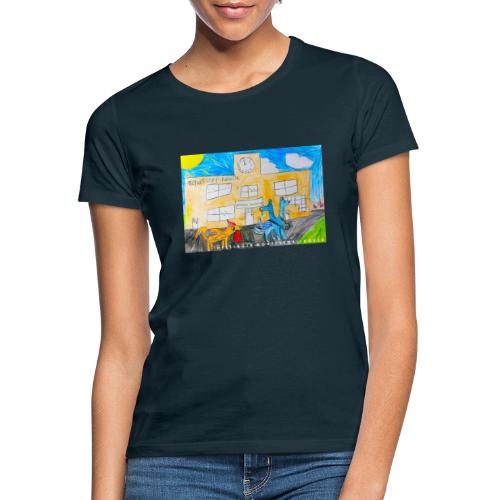 Fantasia Montessori-koulu - Naisten t-paita
