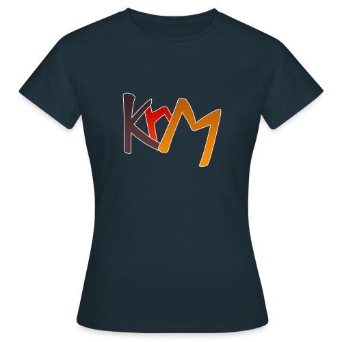 Krm version couleur - T-shirt Femme