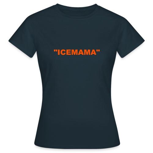 ICEMAMA - Naisten t-paita