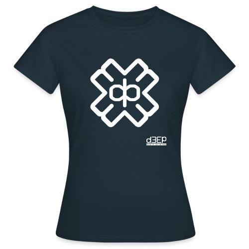 July D3EP Blue Tee - Women's T-Shirt