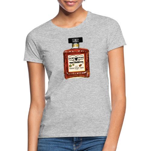 Trio Amaretto Flasche - Frauen T-Shirt
