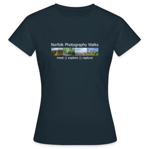 Norfolk Photography Walks - Women's T-Shirt