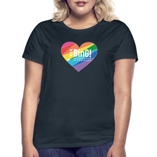 BinG Love Color - Frauen T-Shirt
