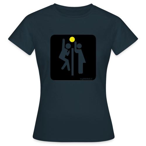 Toilet Volley - Maglietta da donna