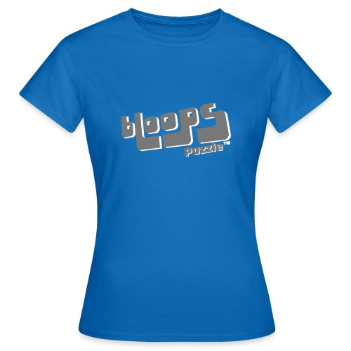bLoops Puzzle - Vrouwen T-shirt
