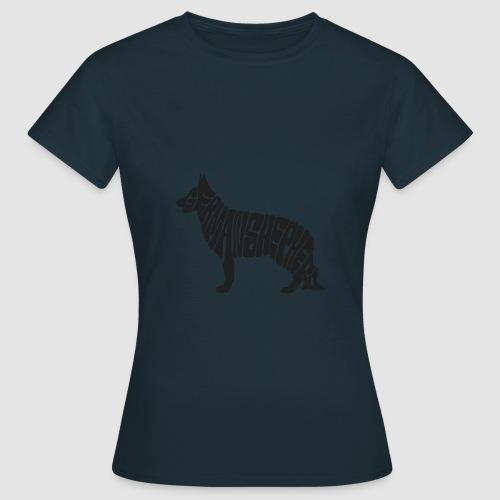 Deutscher Schäferhund - Frauen T-Shirt