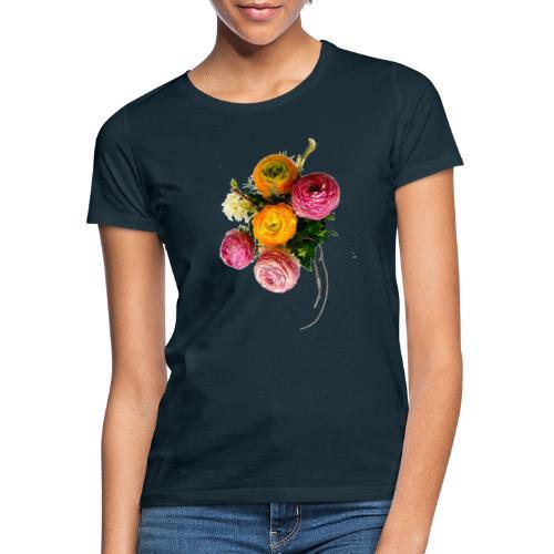 Bouquet de renoncules - T-shirt Femme