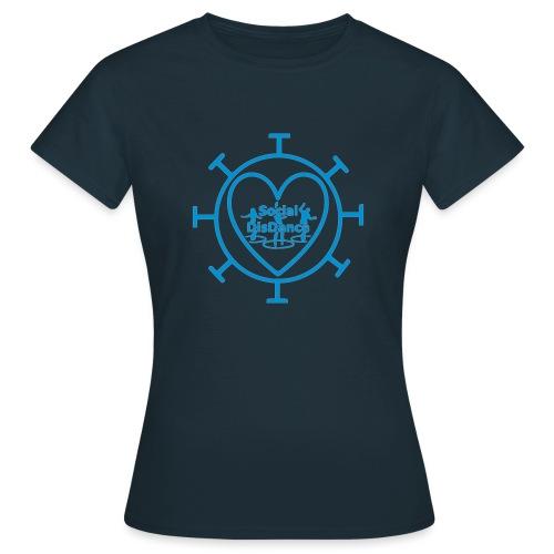 Social DisDance - Frauen T-Shirt