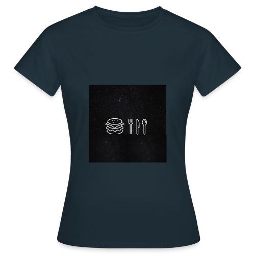 dinner - Camiseta mujer