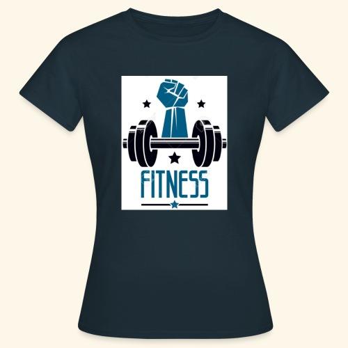 Fitness - Camiseta mujer