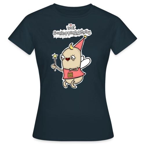 SANDMANNFRAU - Frauen T-Shirt
