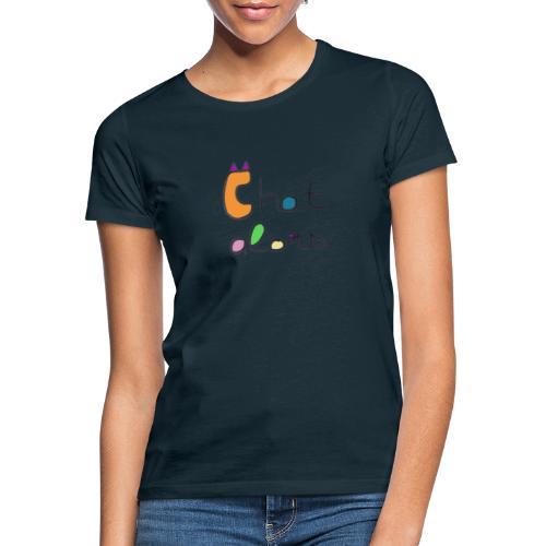 Chat Alors - T-shirt Femme