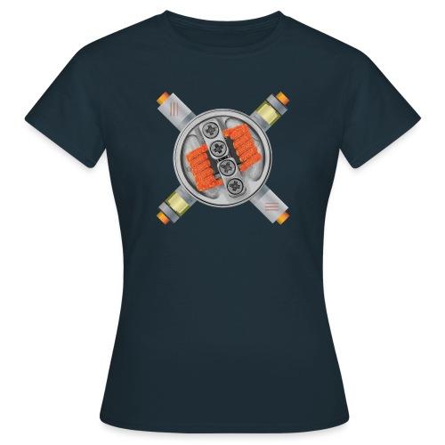 Build Vape - Women's T-Shirt